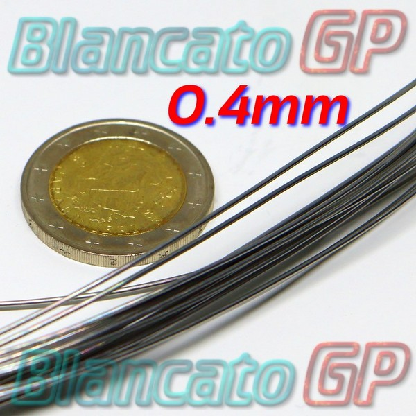 Filo caldo 2080 Nickel cromo 0.4mm