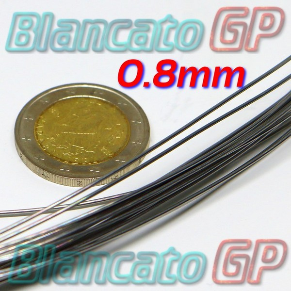 Filo caldo 2080 Nickel cromo 0.8mm